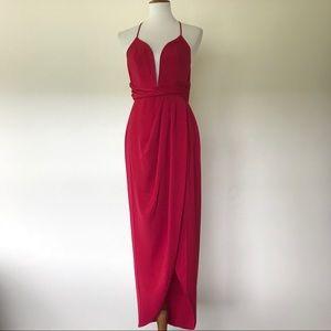 Revolve Red Dress